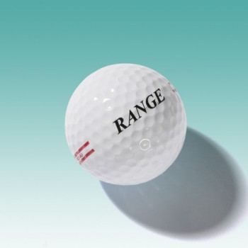 NASSAU RANGE 2-piece Rangeball, weiß / 90er Kompression