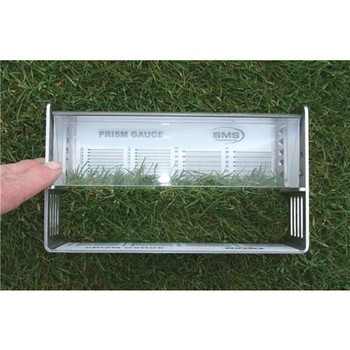 Grass Measuring Prism