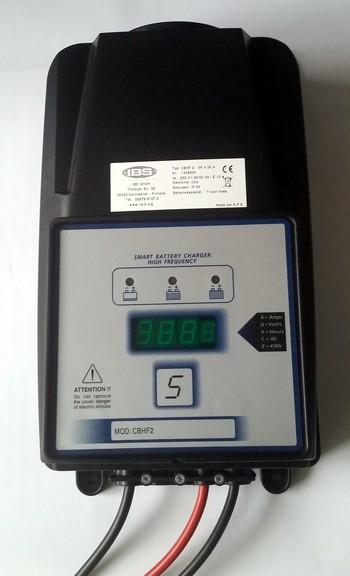 Elektronisches Laderät 36 V /25 A