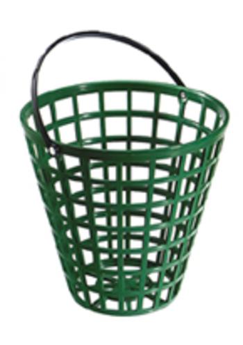 RANGE-BALL Kunststoff-Korb grün, 100-110 Bälle