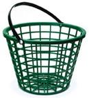 RANGE-BALL Kunststoff-Korb grün, 300-350 Bälle