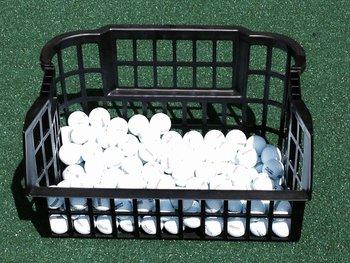 Ball Korb für Sammler aus Kunststoff