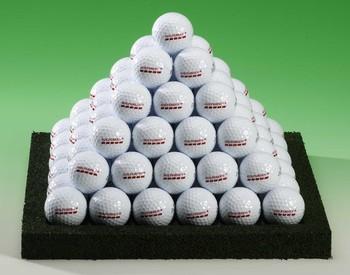 Plattform für Ballpyramide 91 Bälle