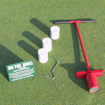 Sure Putt Practice Green System