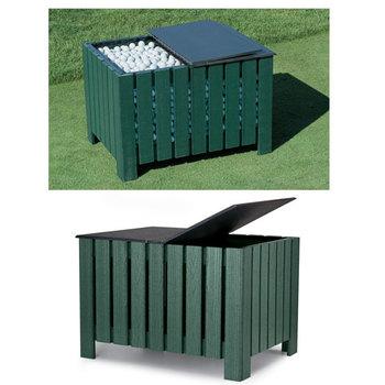 Rangeball Box für bis zu 5000 Bälle