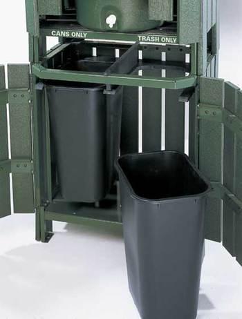 Abfall Trenneimer