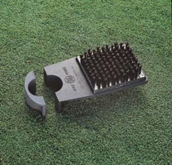 Spike Kleener, Rohrmontage, einfach, Stahlspikes