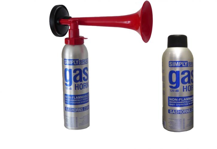 Signal - Horn für Warnsignal bei Unwetter und Kanonenstart