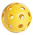 Positionsmarker, gelb mit Gummiring