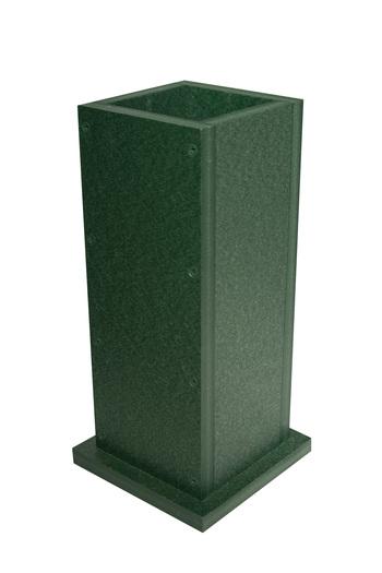 Bodenanker für Range-Markierungspfosten  31 cm