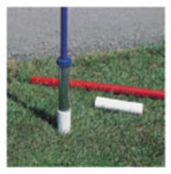 Spezialwerkzeug für PVC-Bodenanker
