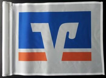 Flaggen 200 Denier Polyester, TL inkl. FullColor Druck