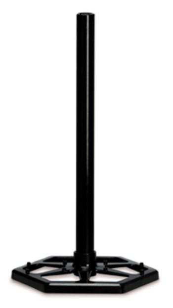 Gussaluminiumständer, 86 cm inkl. Standfuß