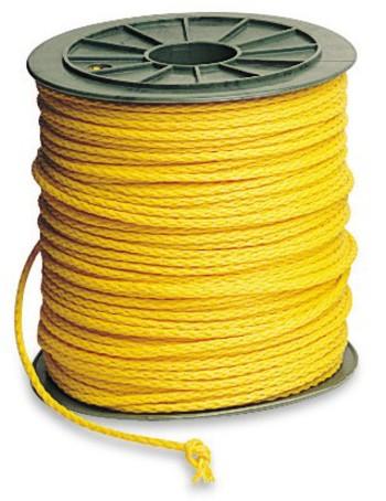 Polypropylen Seil gelb, 304 m