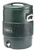 IGLOO Wasserkühler grün, 38 Liter