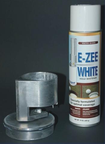 E-ZEE White Starter Kit bestehend aus: