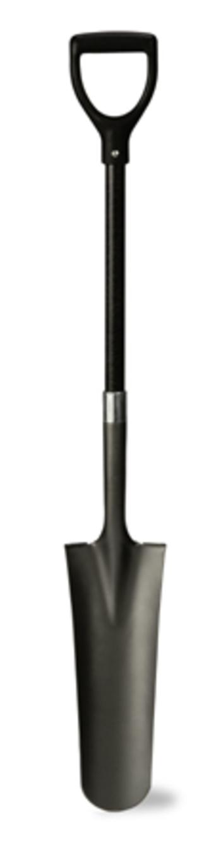 Drainagespaten (69 cm) T-Griff