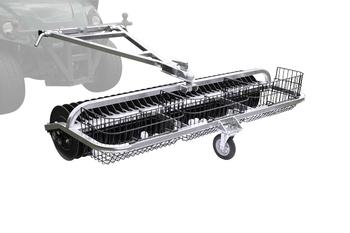 In-Line Magnum Harvester Picker- 3 Baskets
