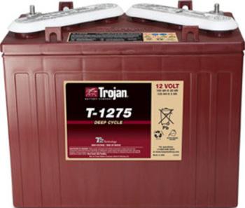 Battery 12 Volt - TROJAN T1275